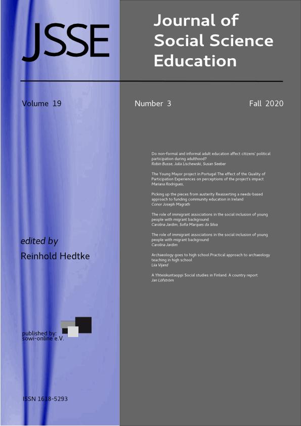 View Vol. 19 No. 3 (2020): Open topics